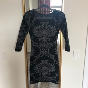 Bodycon Sweater Dress F21, S